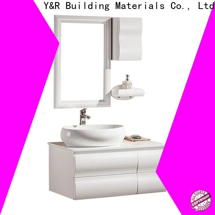 Y&R Building Material Co.,Ltd bathroom vanity cabinets modern for business