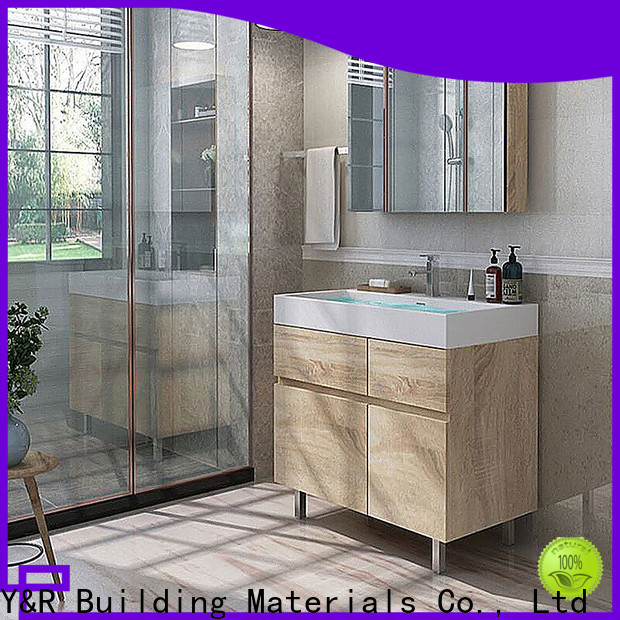 Y&R Building Material Co.,Ltd New mirrored bathroom cabinet Suppliers