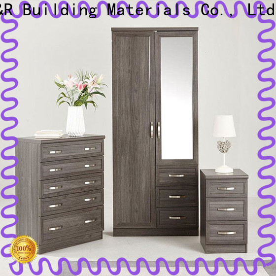 High-quality wall wardrobe manufacturers