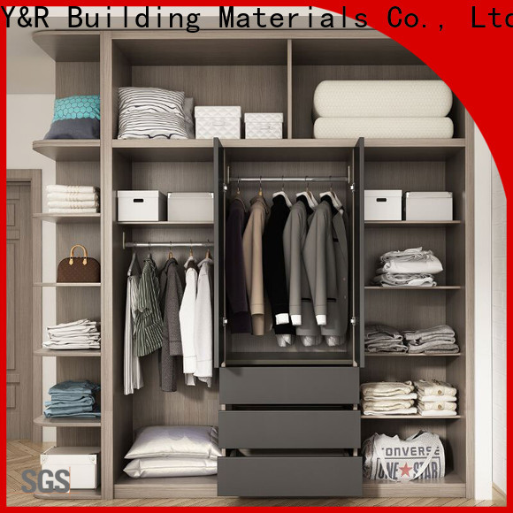 Y&R Building Material Co.,Ltd closet furniture wardrobe manufacturers