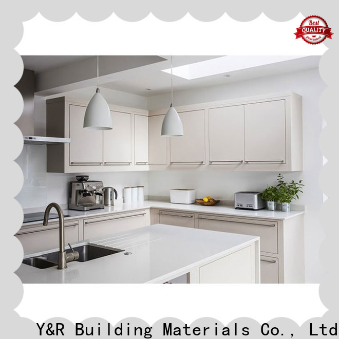 Y&R Building Material Co.,Ltd rta kitchen cabinet for business