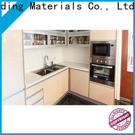 Y&R Building Material Co.,Ltd cabinet kitchen furniture manufacturers