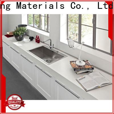 Y&R Building Material Co.,Ltd kitchen cabinet designs factory