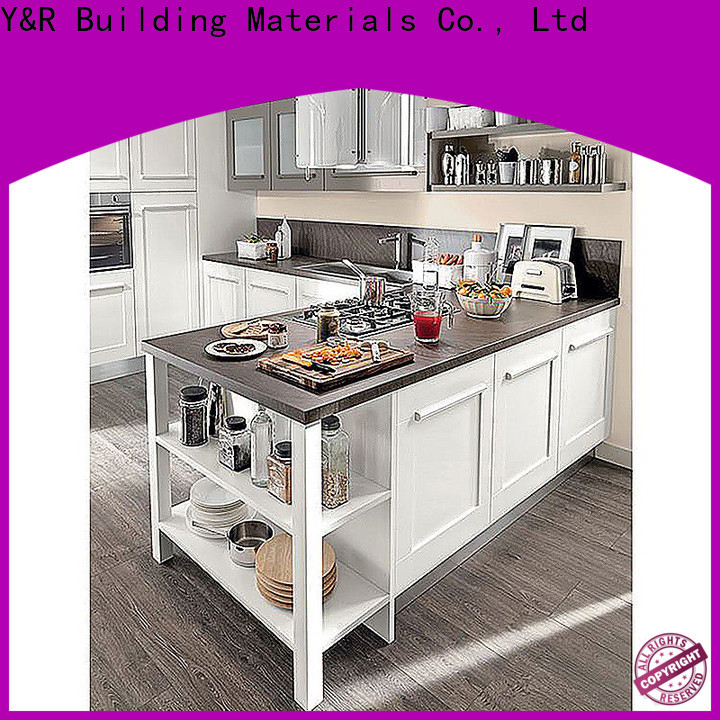 Y&R Building Material Co.,Ltd small_kitchen_cabinet company