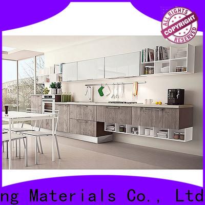 Y&R Building Material Co.,Ltd Custom small kitchen design cabinet company