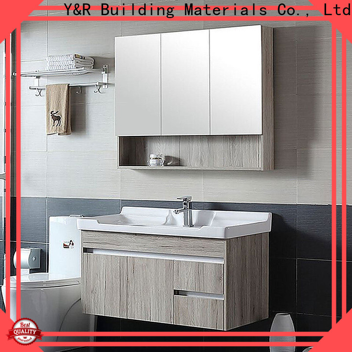 Y&R Building Material Co.,Ltd Custom bathroom mirror cabinet company