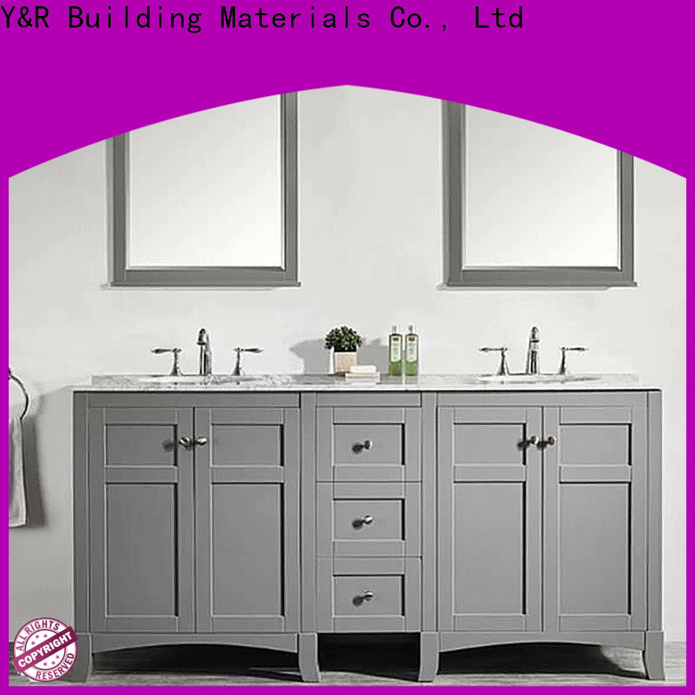 Y&R Building Material Co.,Ltd Latest 60 inch single sink bathroom vanity manufacturers