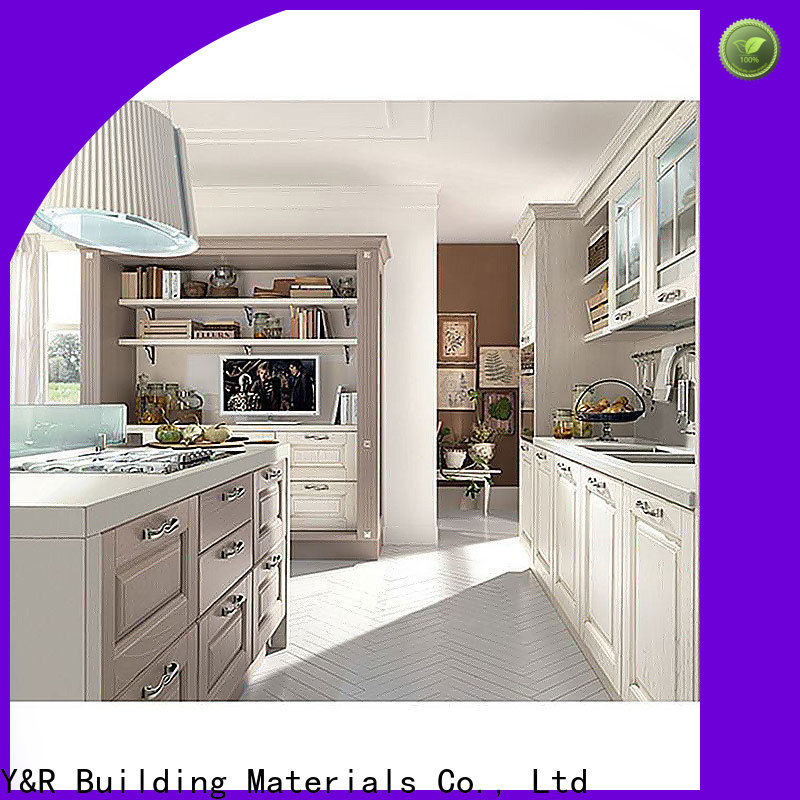Y&R Building Material Co.,Ltd Wholesale outdoor kitchen cabinet Supply