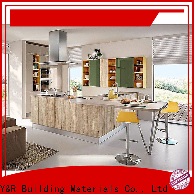 Y&R Building Material Co.,Ltd Custom cabinet kitchen Supply