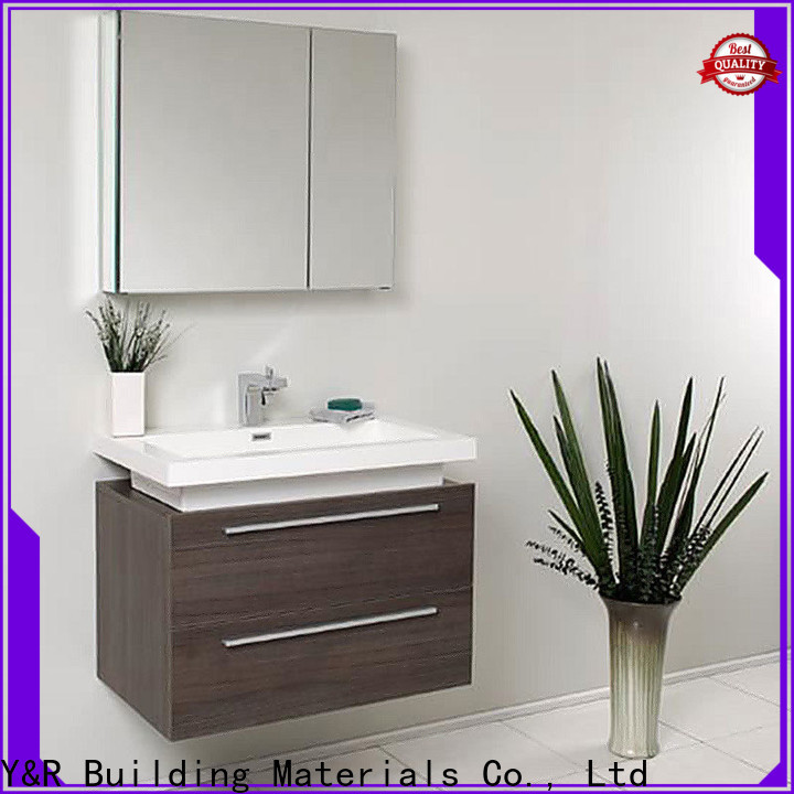 Top bathroom vanity manufacturers