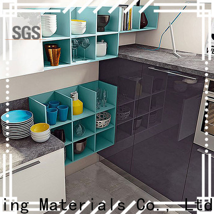 High-quality modern kitchen cabinets for business