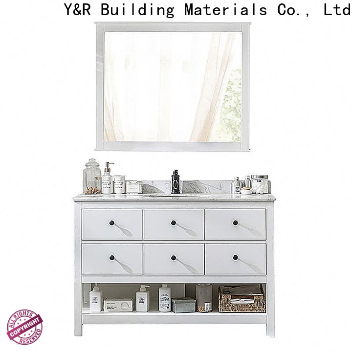 Y&R Building Material Co.,Ltd High-quality bathroom cabinet wall mounted Suppliers