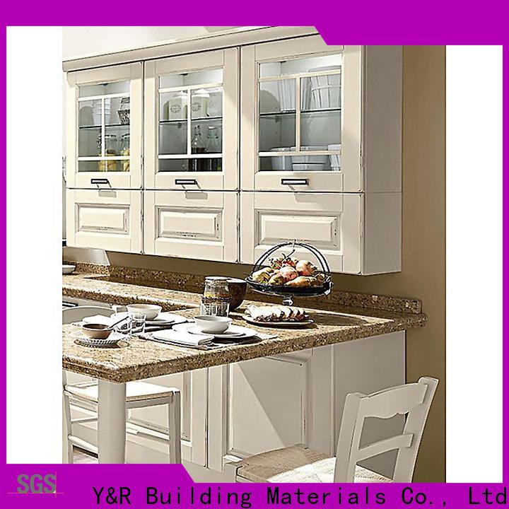 Latest cabinet kitchen modern Supply