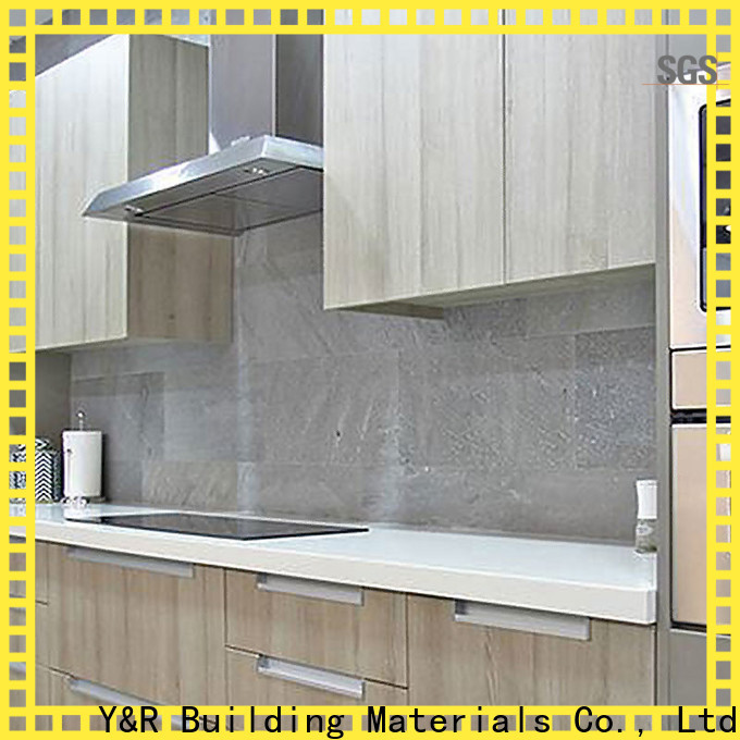 Y&R Building Material Co.,Ltd High-quality outdoor kitchen cabinet company