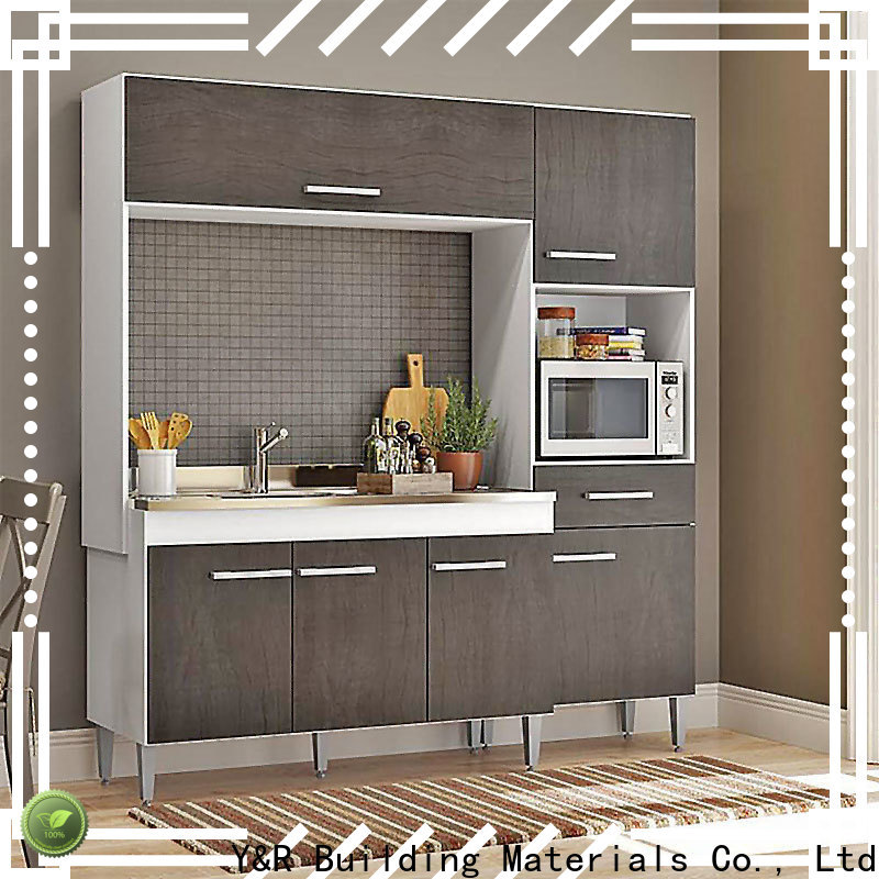 Y&R Building Material Co.,Ltd kitchen pantry cabinet Suppliers