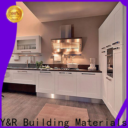 Y&R Building Material Co.,Ltd New handle kitchen cabinet Supply