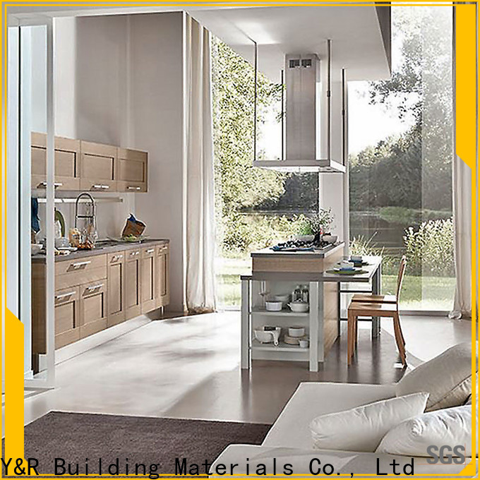 Y&R Building Material Co.,Ltd Wholesale custom wood cabinets Supply