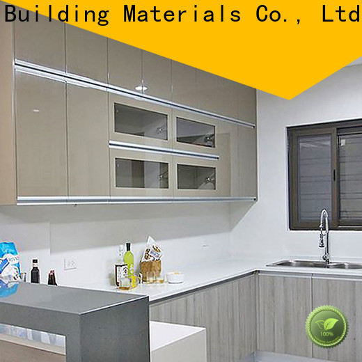 Y&R Building Material Co.,Ltd all kitchen cabinets Suppliers