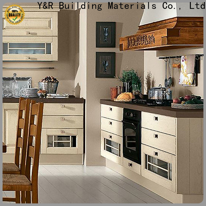 Y&R Building Material Co.,Ltd High-quality kitchen made cabinets company
