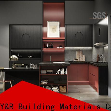 Y&R Building Material Co.,Ltd Wholesale cabinet kitchen factory