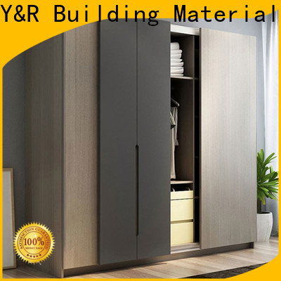 Y&R Building Material Co.,Ltd Top clothes wardrobe manufacturers