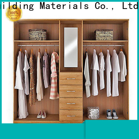 Y&R Building Material Co.,Ltd Latest standing wardrobe manufacturers