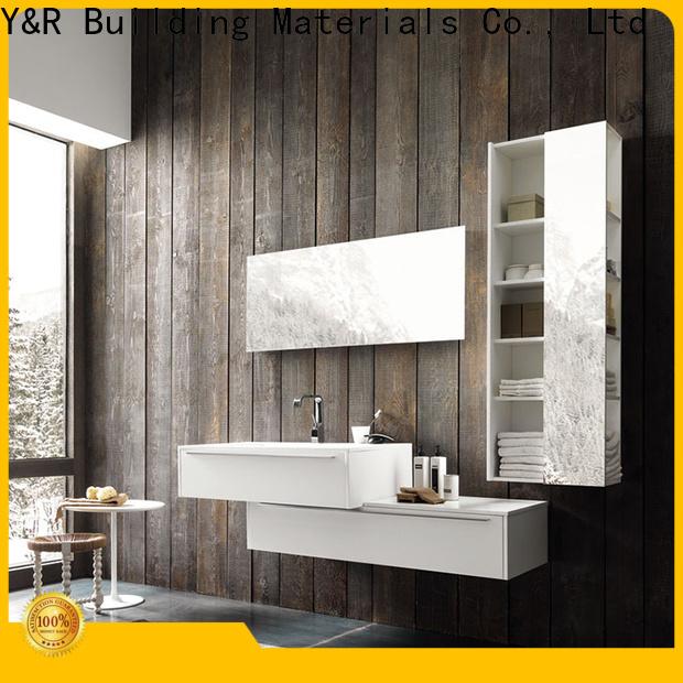Y&R Building Material Co.,Ltd Wholesale washroom vanity for business