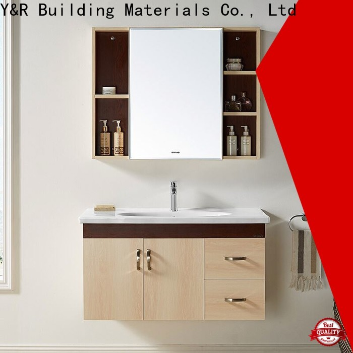 Y&R Building Material Co.,Ltd High-quality bathroom modern vanity factory