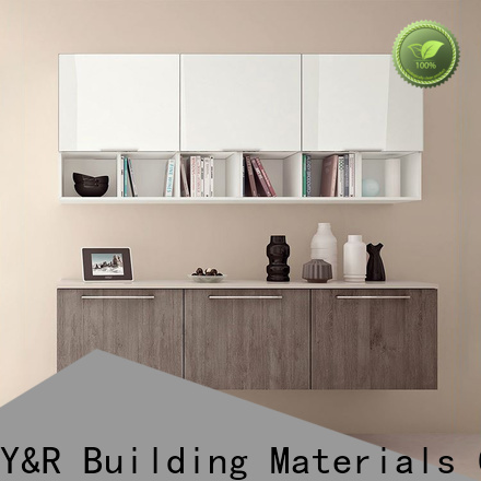 Y&R Building Material Co.,Ltd kitchen wooden cabinet factory