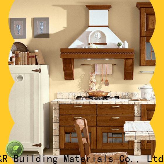 Y&R Building Material Co.,Ltd kitchen cabinet designs modern company
