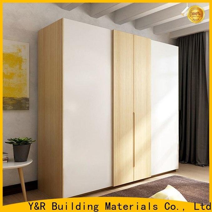 Y&R Building Material Co.,Ltd Custom open wardrobe factory