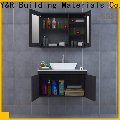 Y&R Building Material Co.,Ltd 36 bathroom vanity for business
