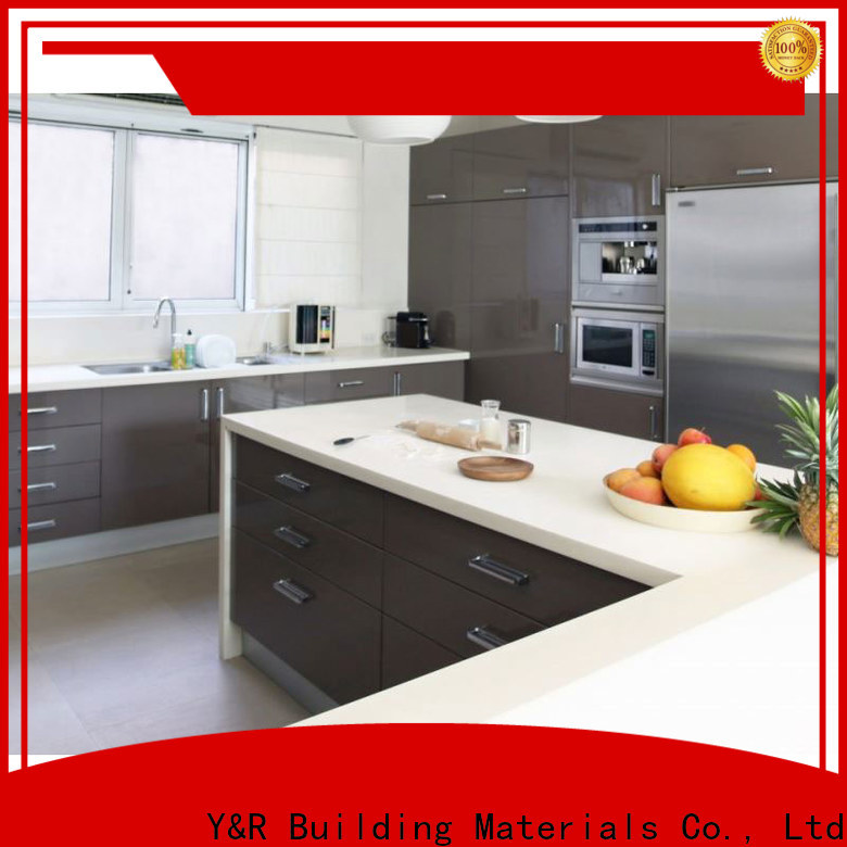Y&R Building Material Co.,Ltd New kitchen-cabinet factory