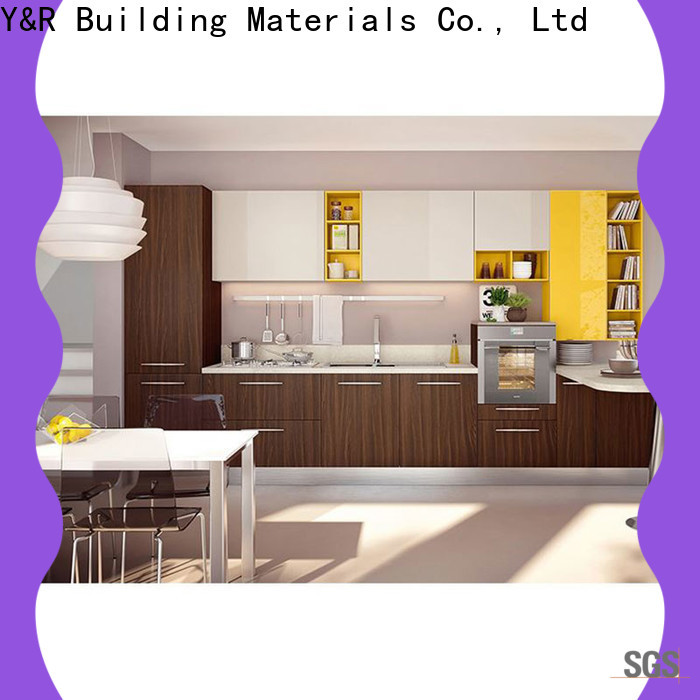 Y&R Building Material Co.,Ltd laminate paper for kitchen cabinet company