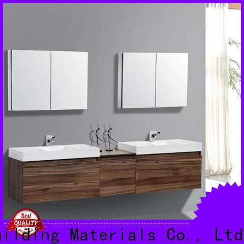 Latest bathroom storage cabinet company
