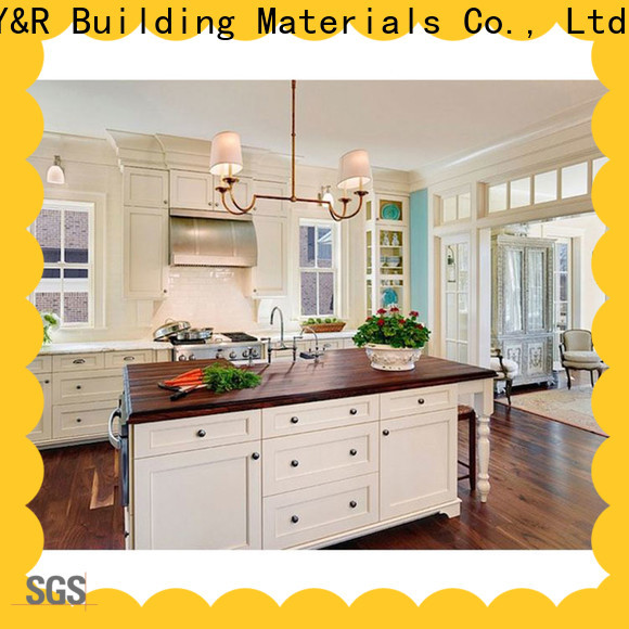 Y&R Building Material Co.,Ltd High-quality small_kitchen_cabinet Suppliers