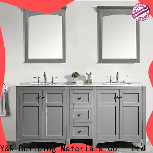 Top luxury bathroom vanity cabinet company