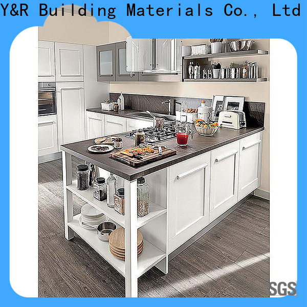 Y&R Building Material Co.,Ltd High-quality kitchen cabinet rack company