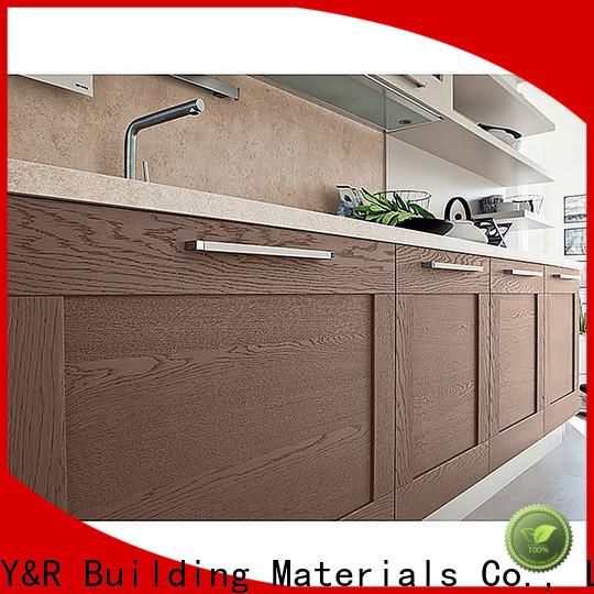 Y&R Building Material Co.,Ltd Custom smart kitchen cabinet company
