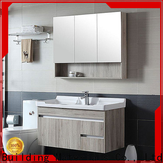 Y&R Building Material Co.,Ltd High-quality luxury bathroom vanity manufacturers