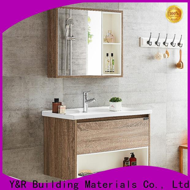 Y&R Building Material Co.,Ltd New bathroom vanity company
