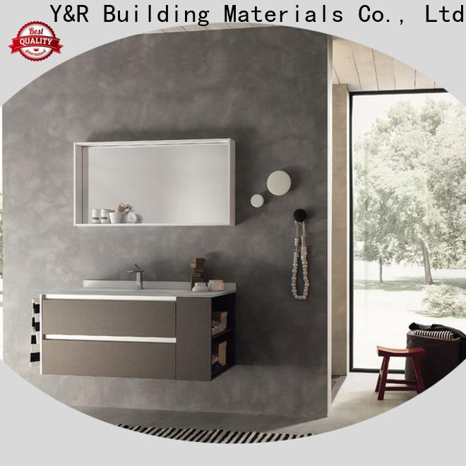 Y&R Building Material Co.,Ltd New bathroom vanity Suppliers