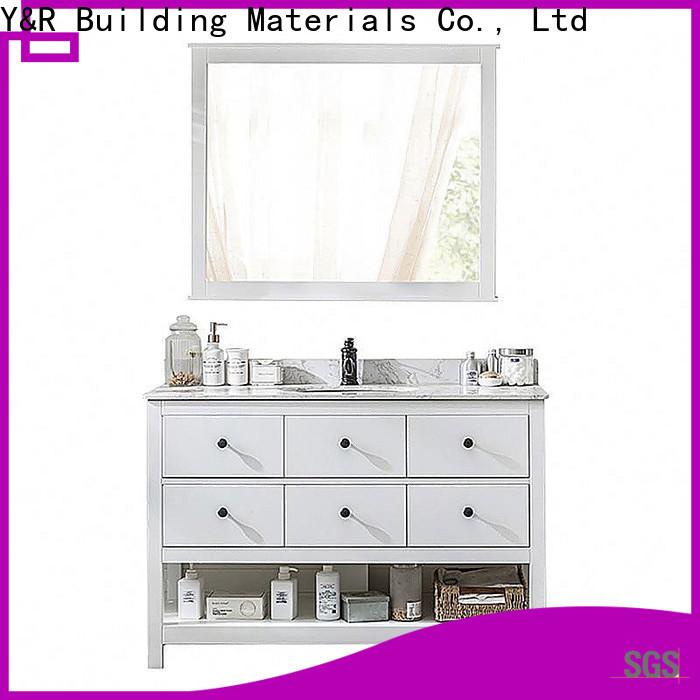 New vanity unit bathroom for business