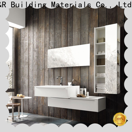Y&R Building Material Co.,Ltd Wholesale bathroom vanity cabinets modern manufacturers