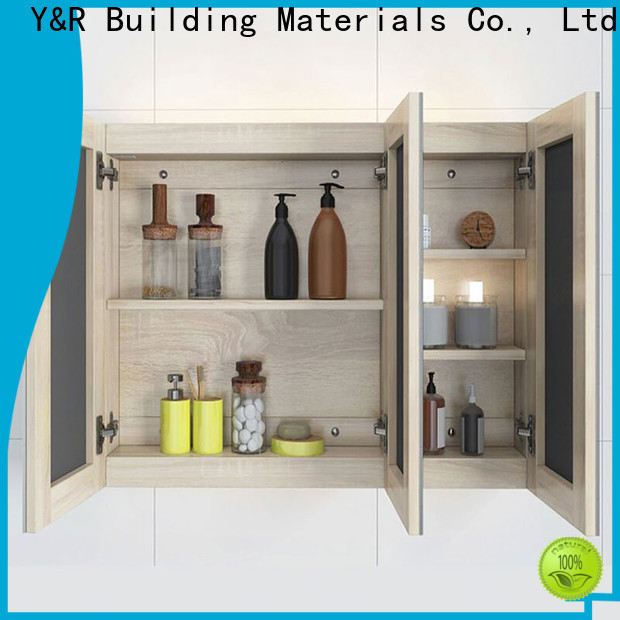 Y&R Building Material Co.,Ltd New bathroom modern vanity for business