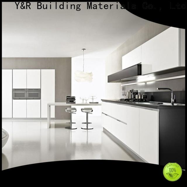 Y&R Building Material Co.,Ltd Best cabinet kitchen manufacturers