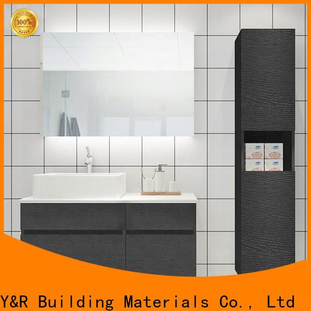 Y&R Building Material Co.,Ltd vanity bathroom cabinet factory