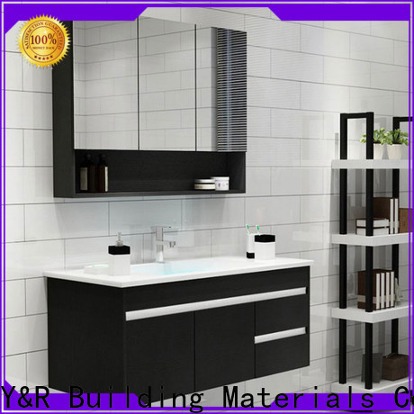 Y&R Building Material Co.,Ltd bathroom vanity factory