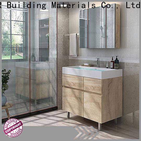 Y&R Building Material Co.,Ltd Latest bathroom vanity cabinet factory