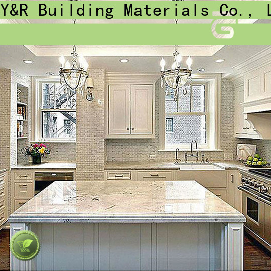 Y&R Building Material Co.,Ltd Best kitchen cabinet designs modern factory